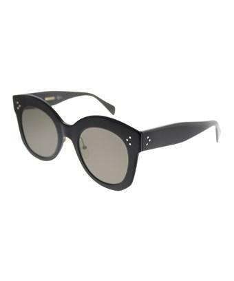 908006f6bdc1 Celine Chris Cl 41443 06Z 2M Black Square Sunglasses