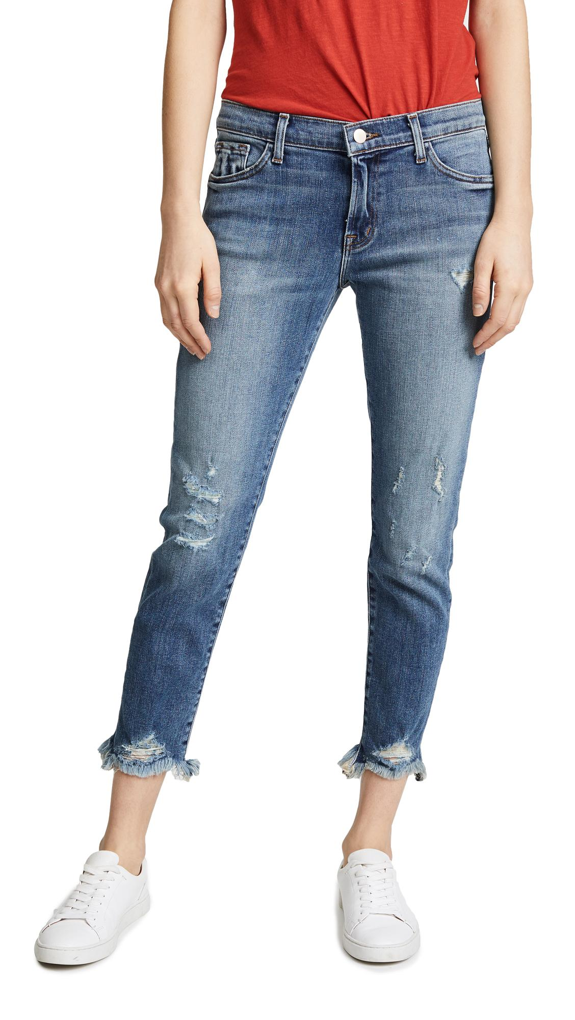 5f209f7c5e91 J Brand Sadey Slim Straight Jeans In Ardent