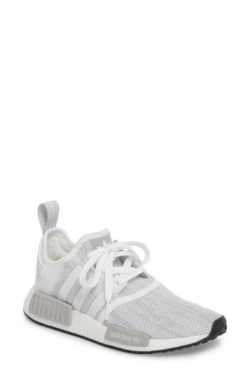 32713d4cd Adidas Originals Nmd R1 Athletic Shoe In Sesame  Chalk Peach  White ...