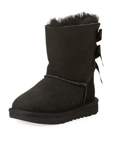 d862476a3e7 Bailey Bow Ii Boot, Toddler Sizes 6-12 in Black