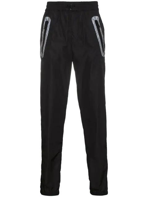 1bec5f2b4 Moncler Black Banach Zip-Up Hooded Jacket | ModeSens