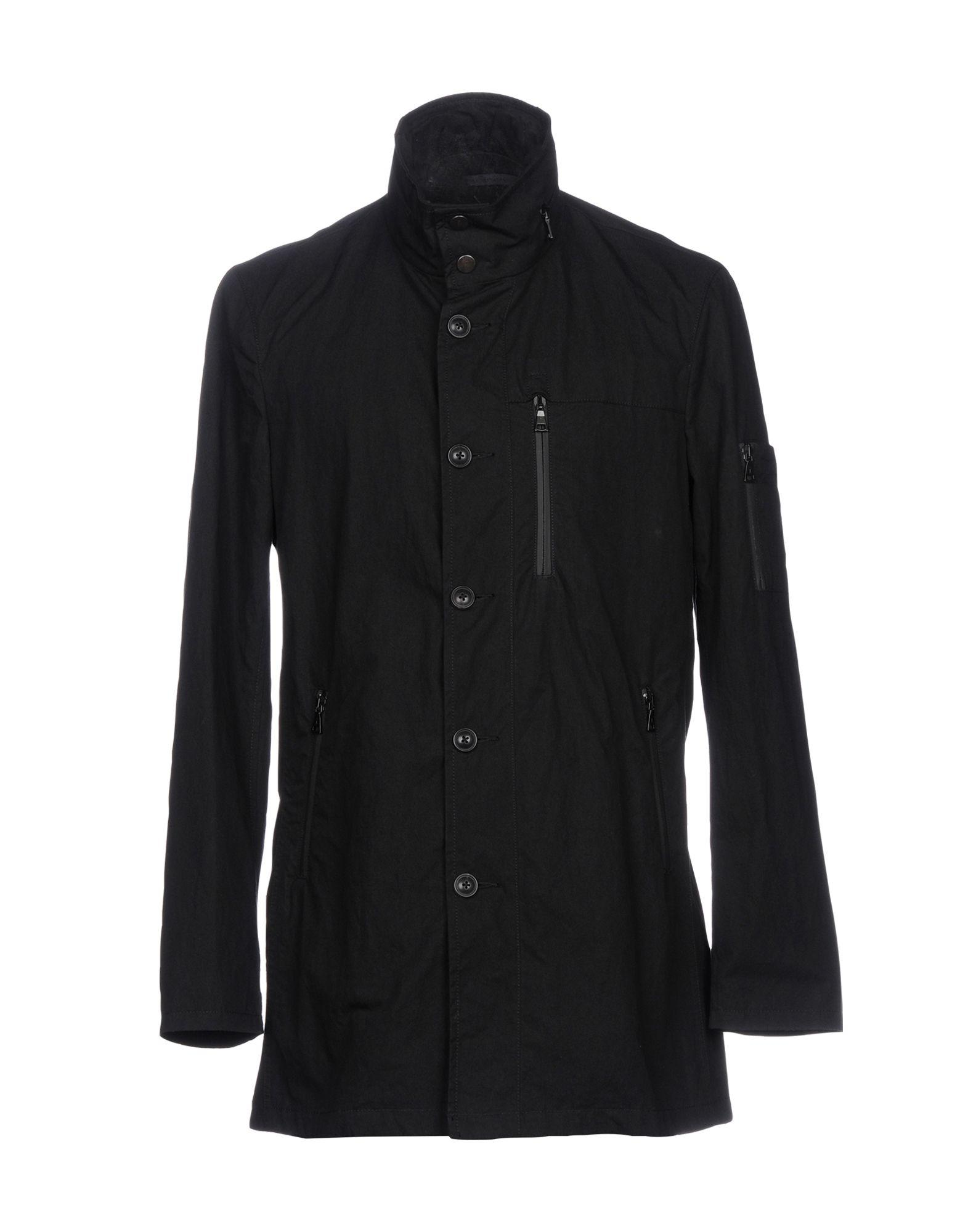 John Varvatos Jacket In Black