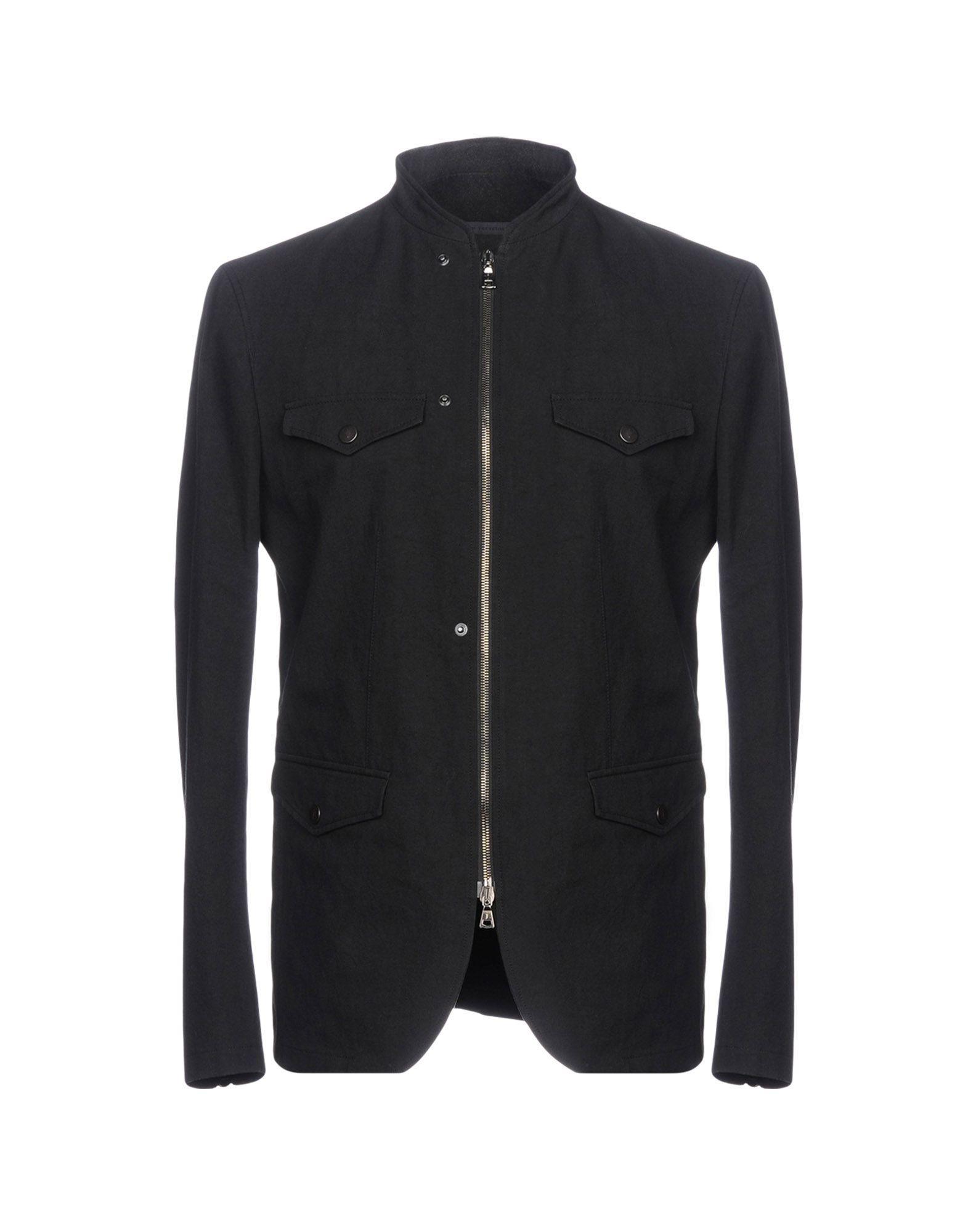 John Varvatos Jacket In Black