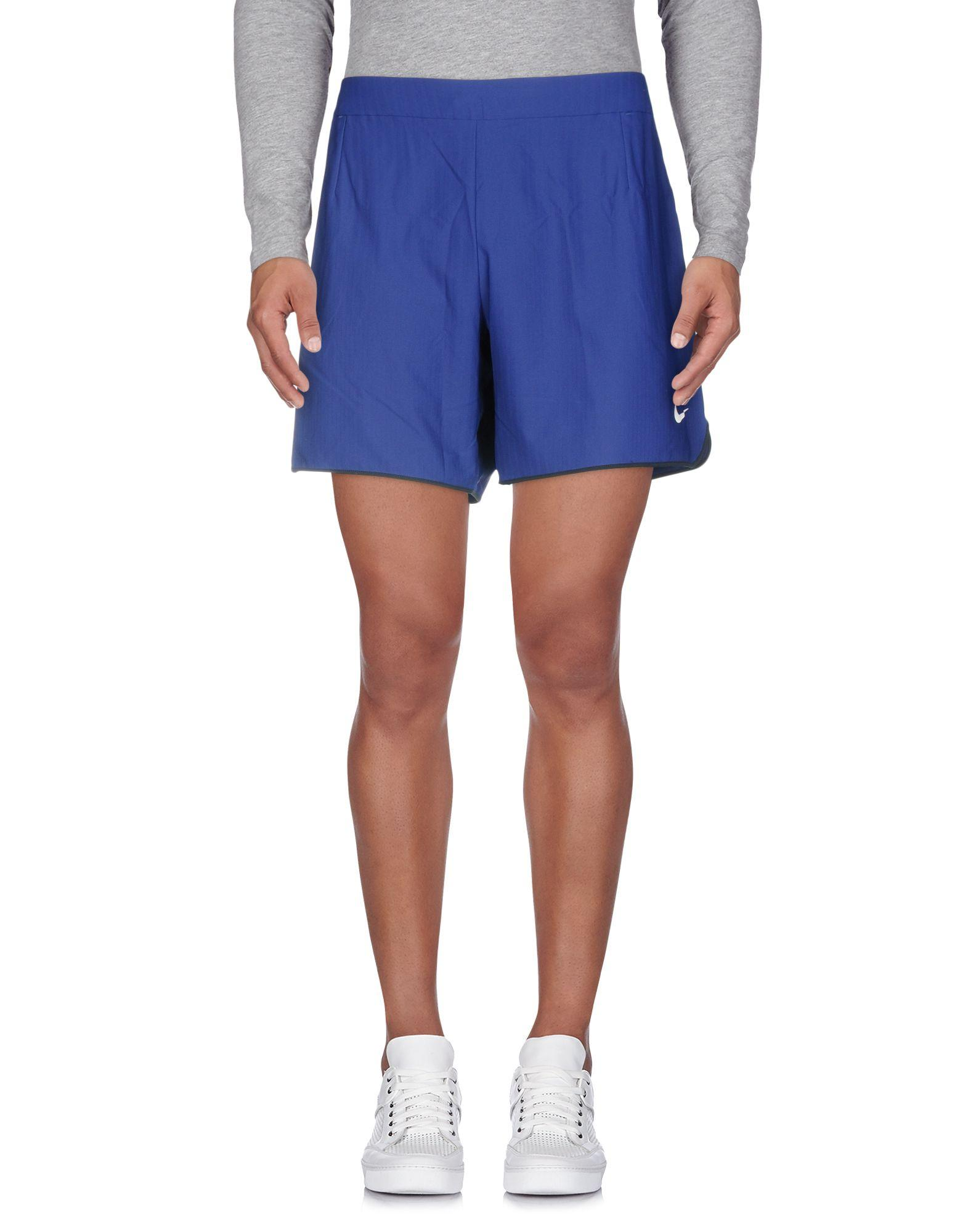Nike Shorts In Bright Blue