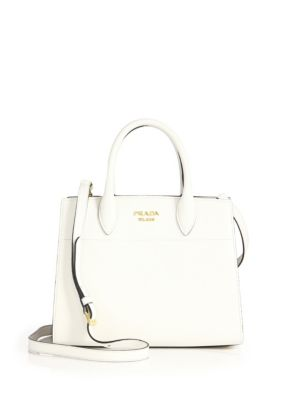1f1b4c489bb1 Prada City Calf + Ayers Biblioth  232 Que Watersnake Small Tote Bag ...