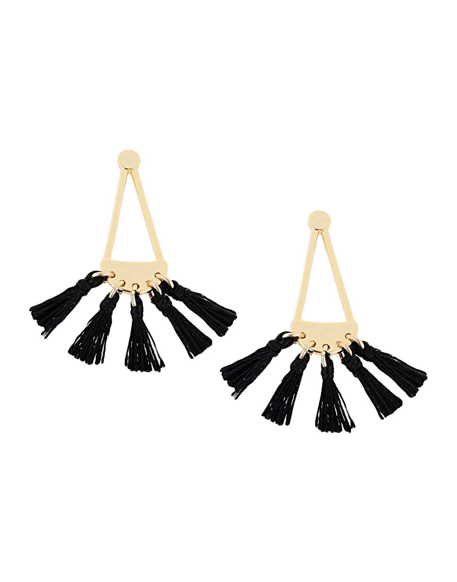 Rebecca Minkoff Earrings In Black