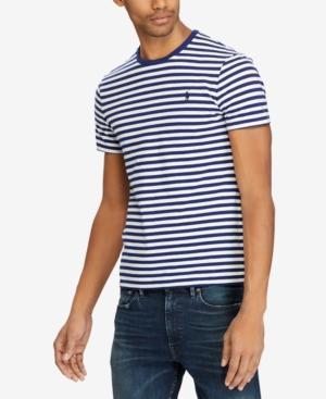 Ralph Lauren Striped T Polo Shirt Ybyf76gIv