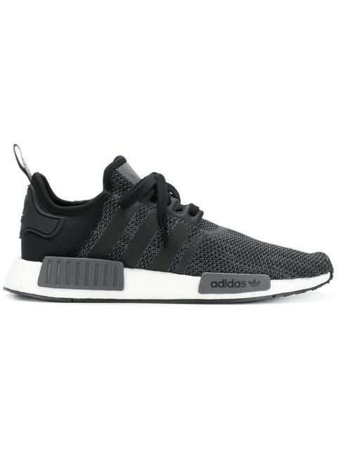 Adidas Originals Nmd_r1 Sneakers In Black