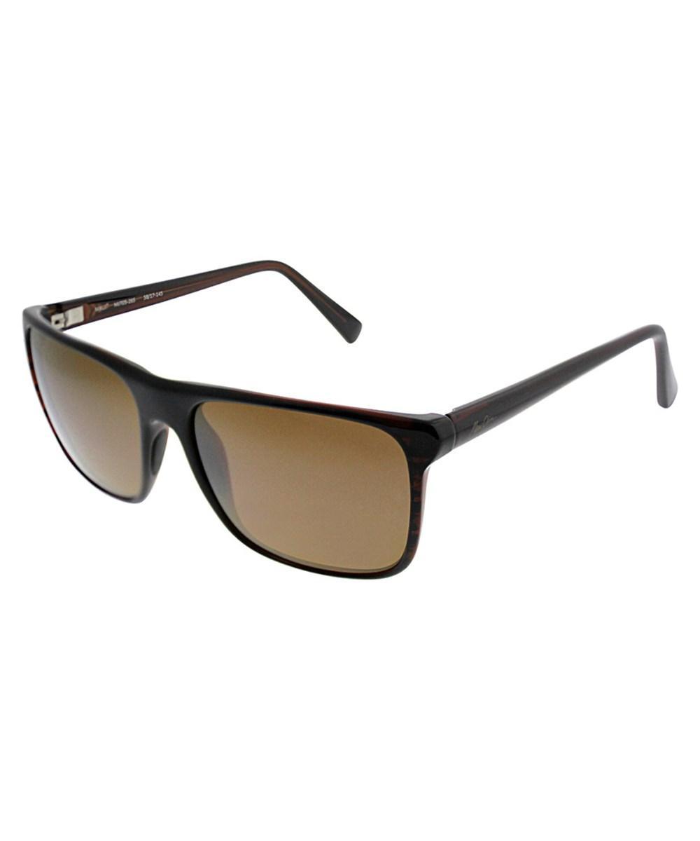 a9fe51d06c76 Maui Jim Unisex Flat Island 58Mm Polarized Sunglasses In Nocolor ...