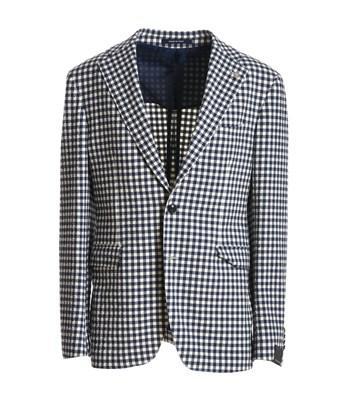 Dsquared2 Men's  Grey Cotton Blazer