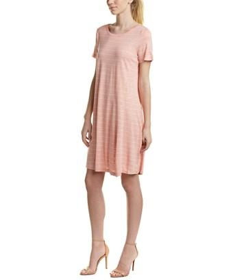Vince Camuto Two By  T-Shirt Dress In Pink