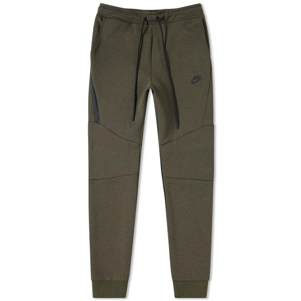 e8184f0de0e25 Nike Tech Fleece Jogger In Green   ModeSens