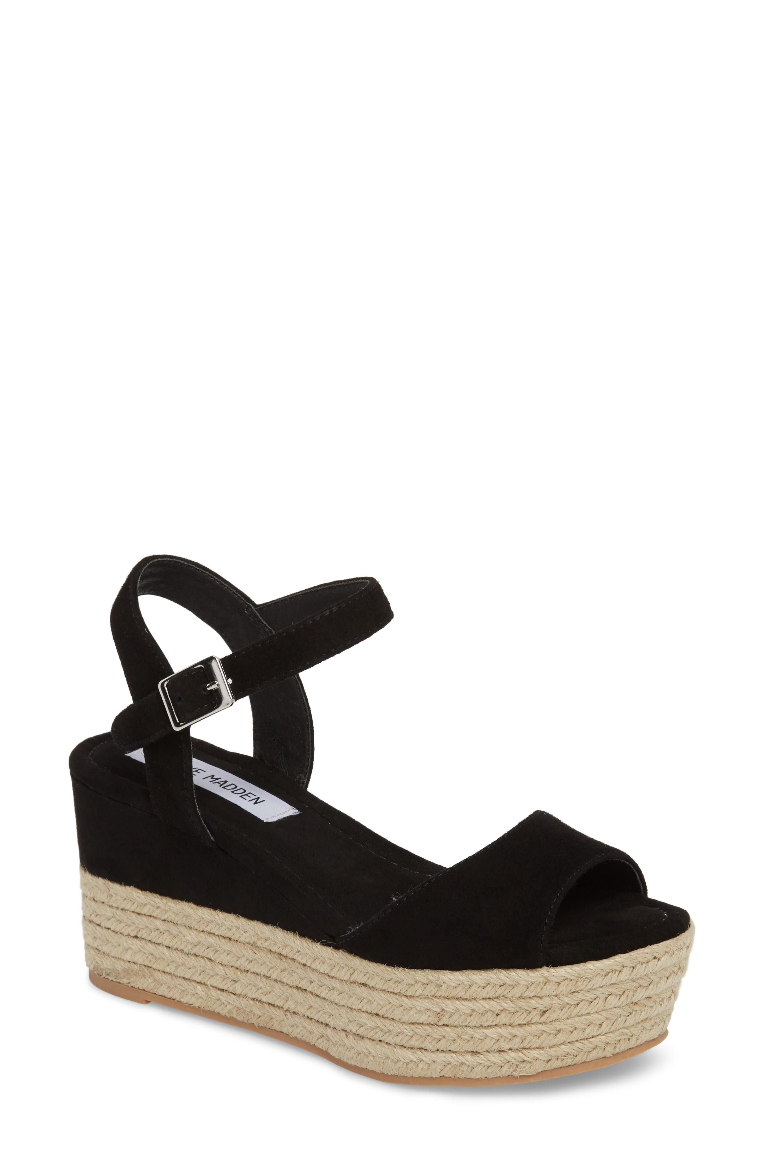 42932c5a9c8 Style Name  Steve Madden Kianna Espadrille Wedge Sandal (Women). Style  Number  5562322. Available in stores.