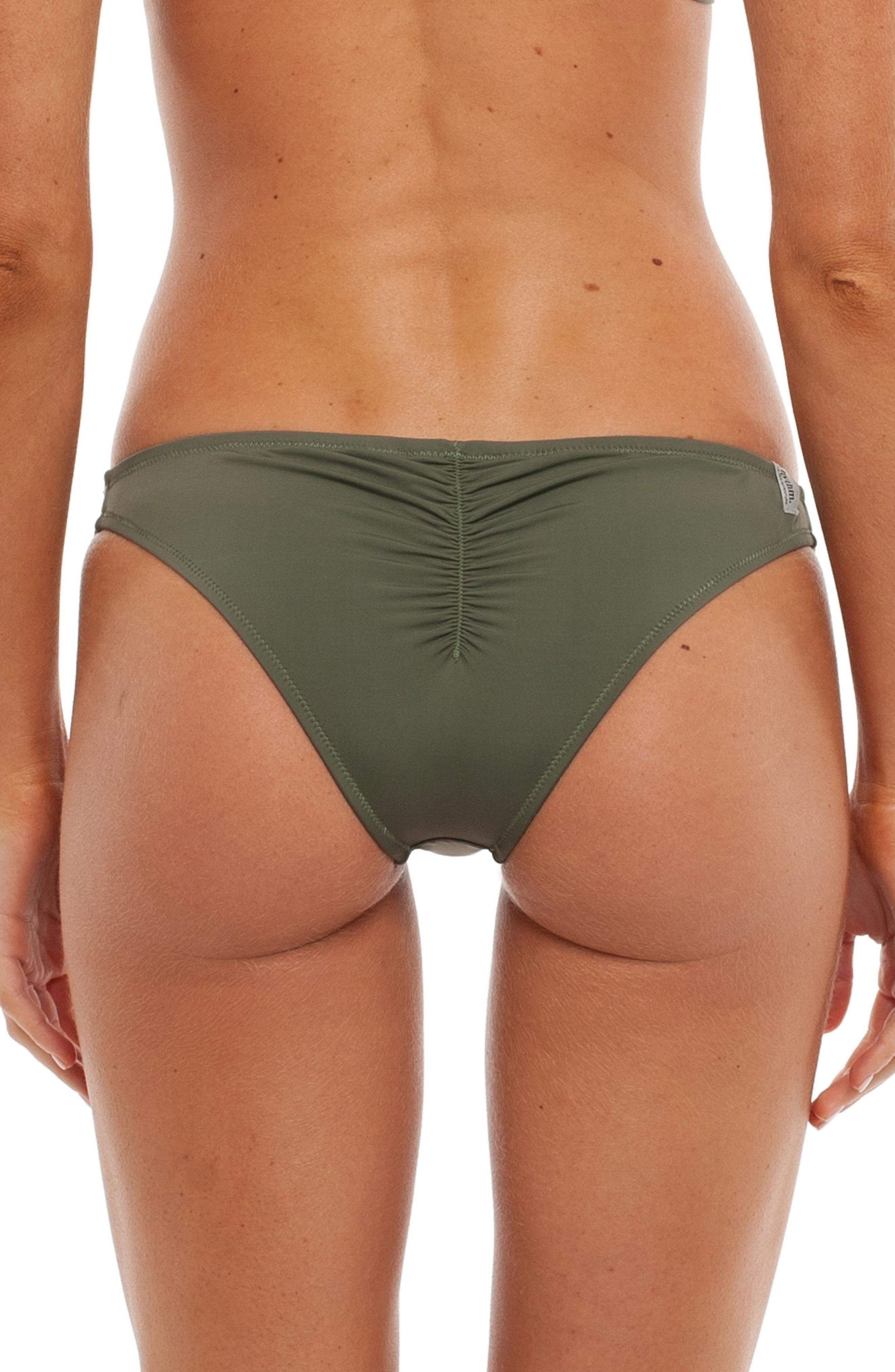 7ee9f133e8d Rhythm My Cheeky Bikini Bottoms In Seaweed