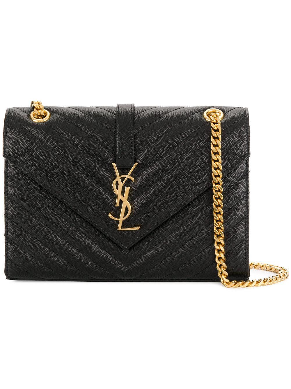 bd6de9a590 Saint Laurent Medium Envelope Bag