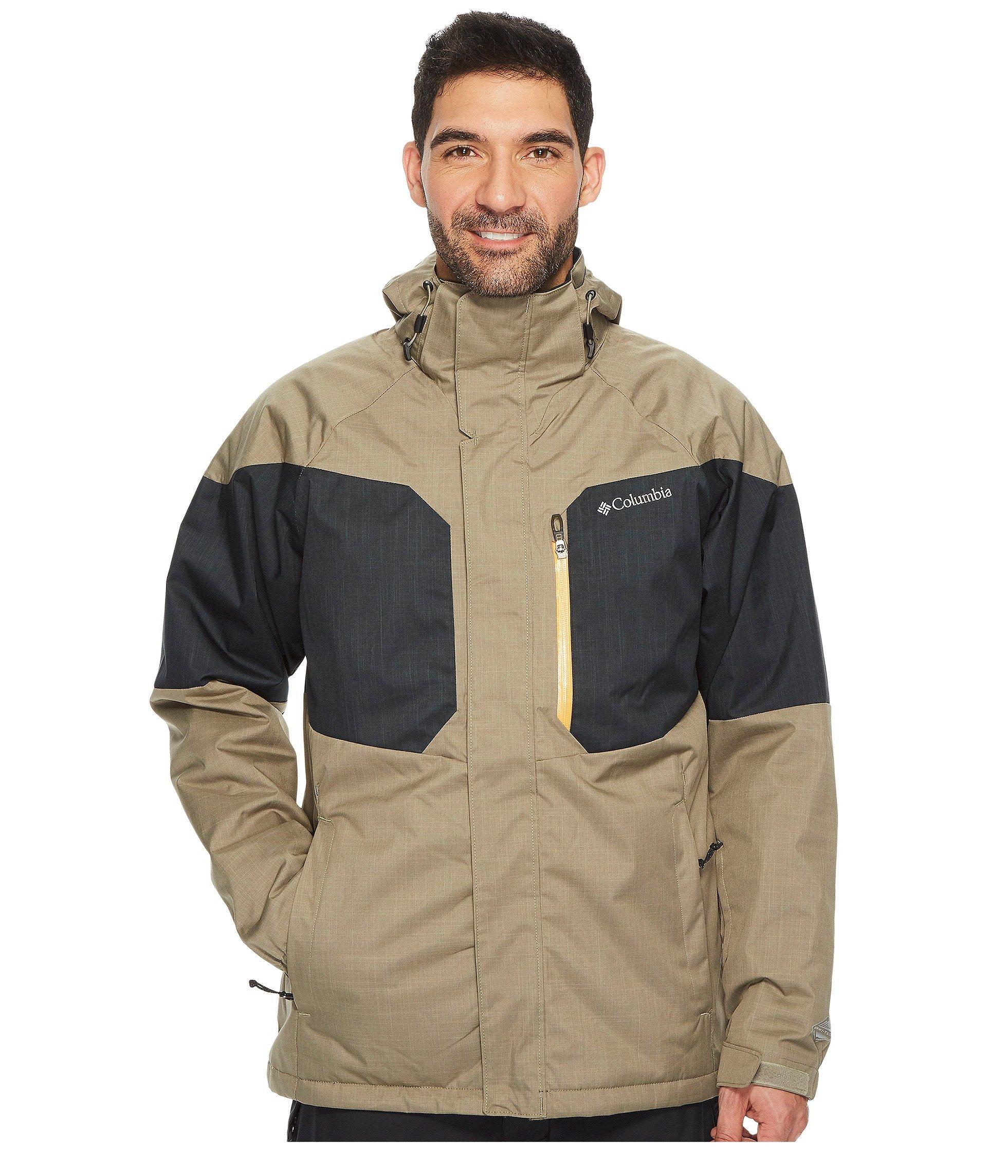 0cc518c74 Alpine Action™ Jacket in Sage/Black/Solarize