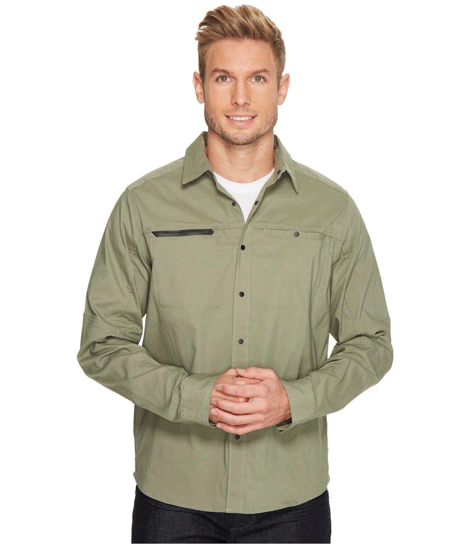 5591176a3 Hardwear Ap Shirt in Green Fade