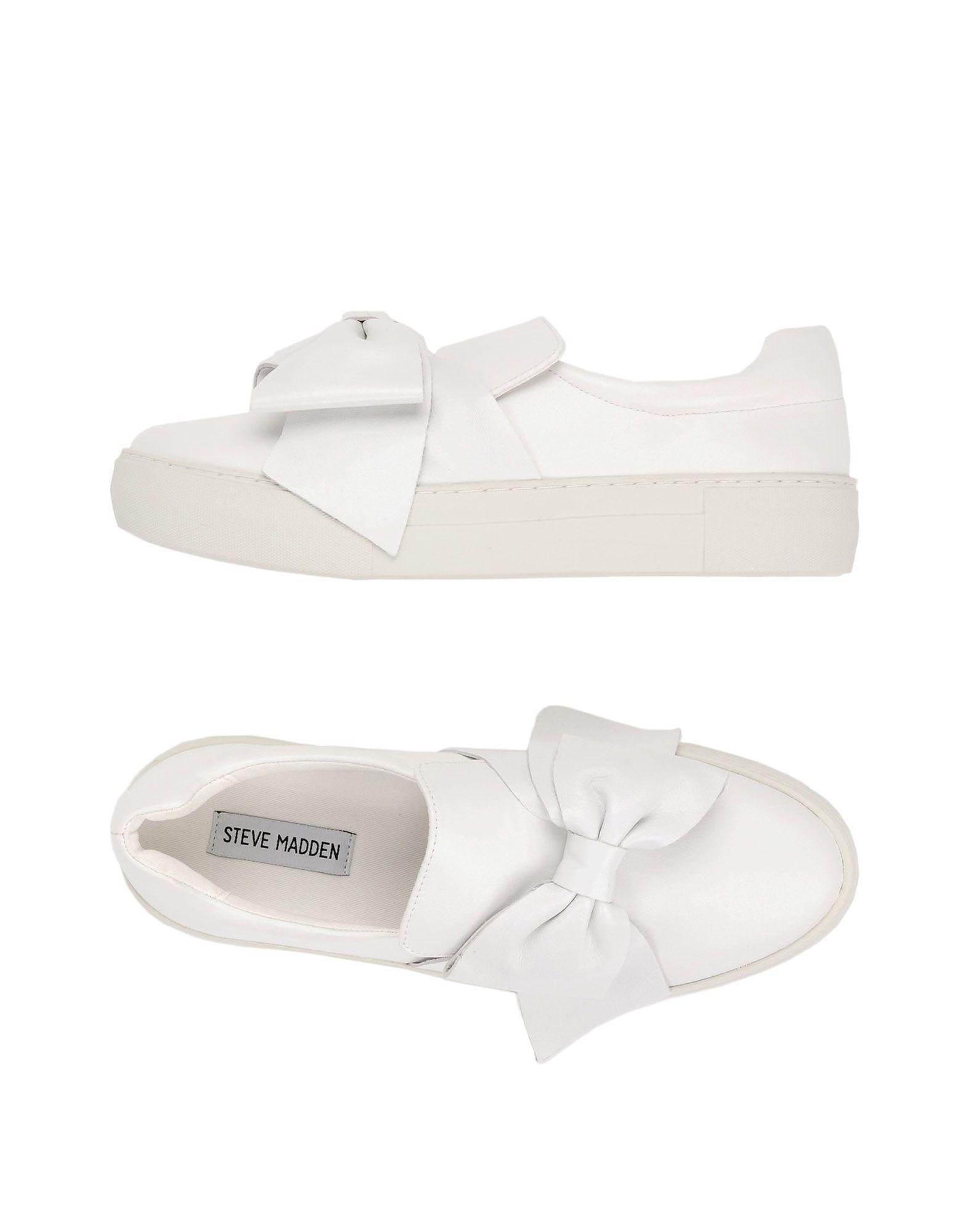 ea97117e34f Steve Madden Sneakers In White