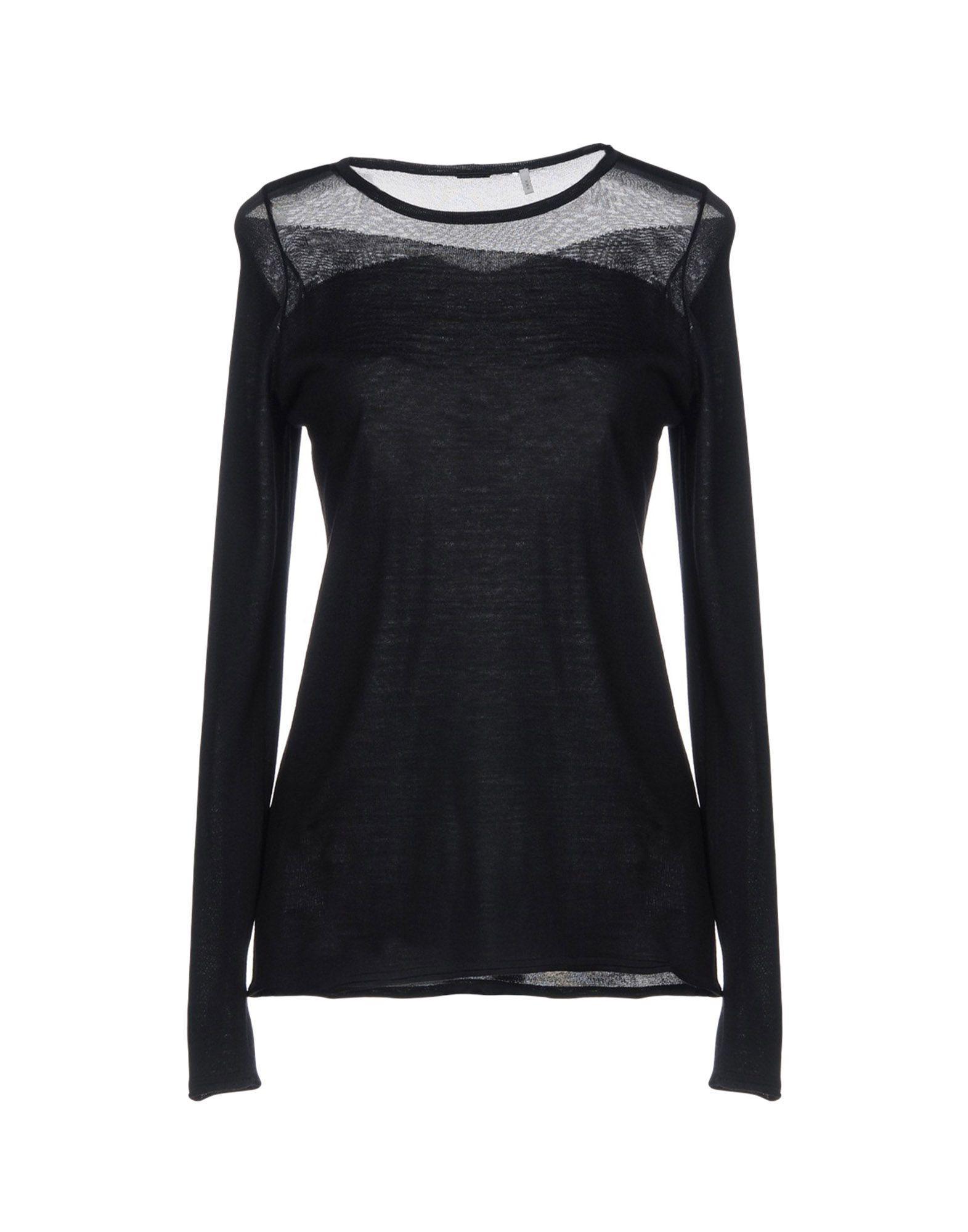 Elie Tahari Sweater In Black