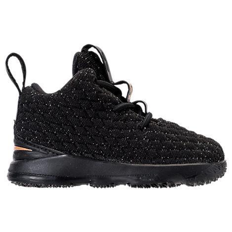 5fb80babf3cc Nike Boys  Toddler Lebron 15 Basketball Shoes