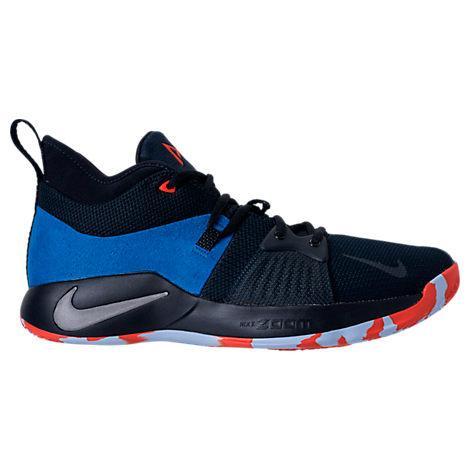uk availability 19ab7 b6a26 Men's Pg 2 Basketball Shoes, Blue