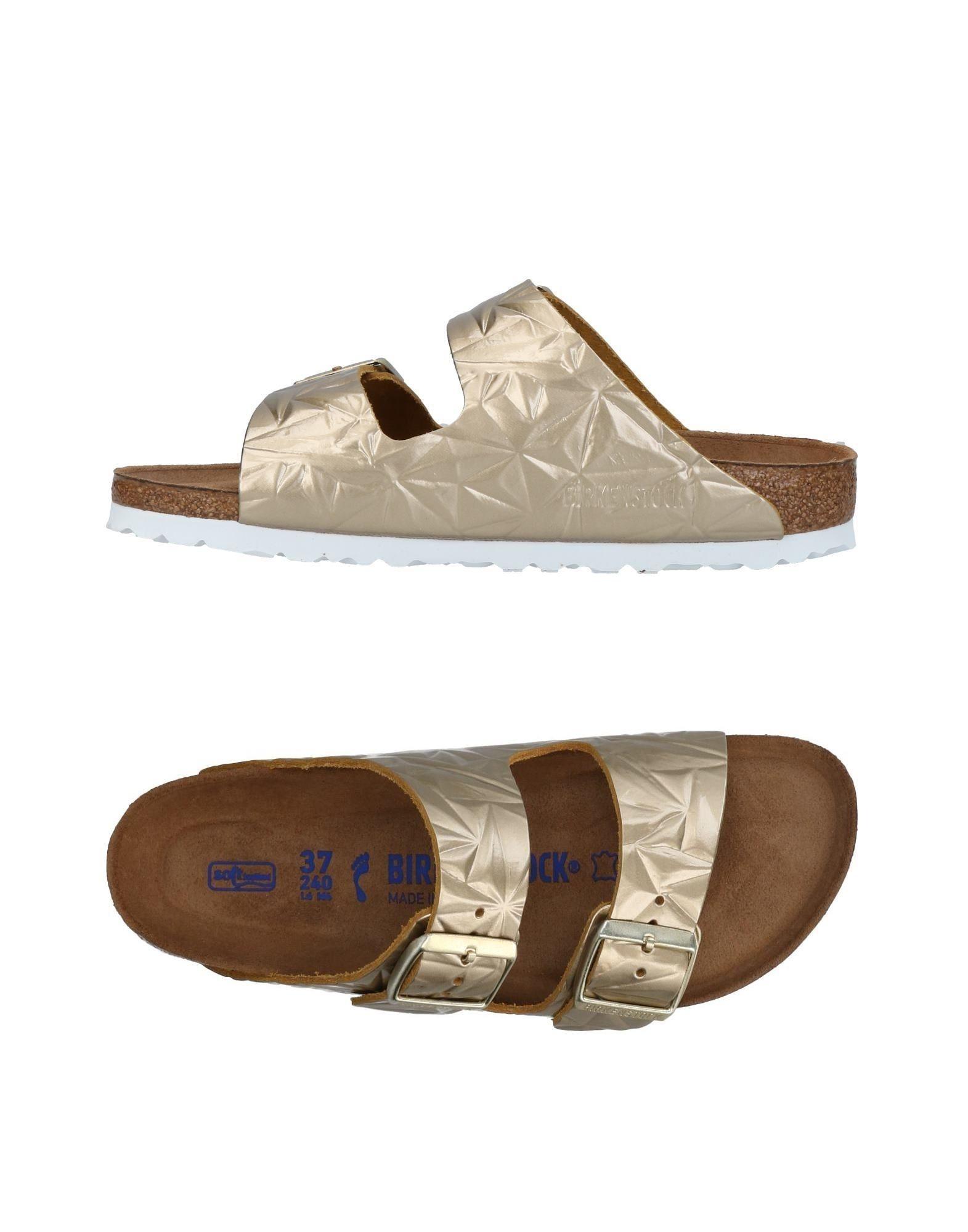 d6ce3cc1c Birkenstock Sandals In Platinum   ModeSens