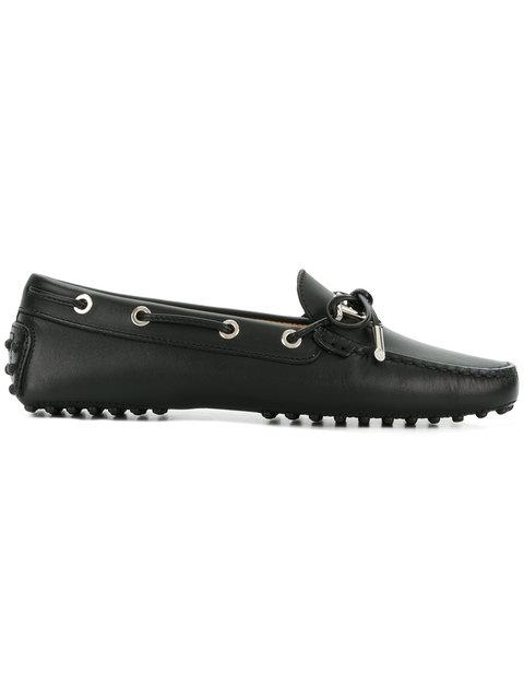 Tod's Gommino Driving Shoes - Black