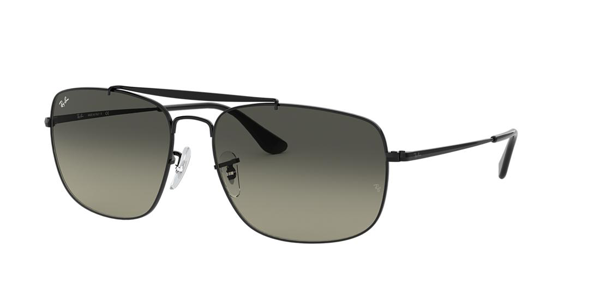 Ray Ban Ray-ban Sunglasses, Rb3560 The Colonel In Grey Gradient