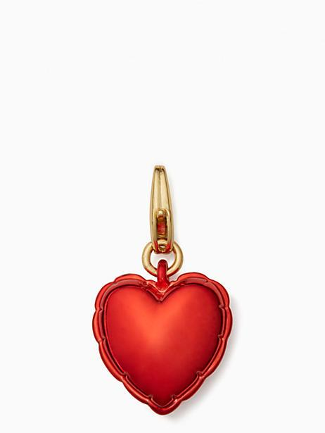 Heart Balloon Charm