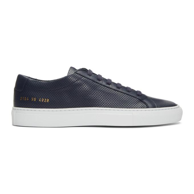 Mode COMMON PROJECTS Original Achilles Low Perforated