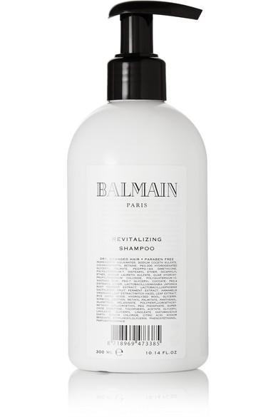 Balmain Paris Hair Couture Revitalizing Shampoo, 300ml In Colorless