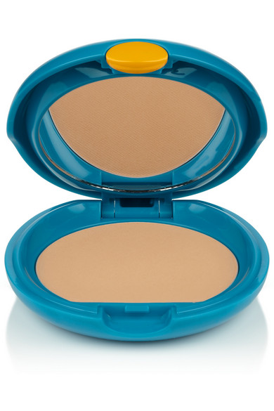 Shiseido Uv Protective Compact Foundation Spf 36 & Compact Foundation Case, Medium Orche In Neutral