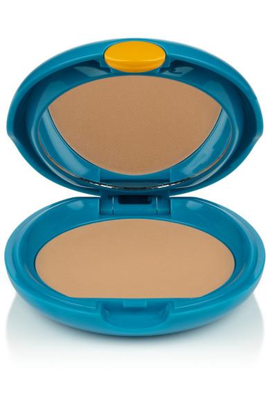 Shiseido Spf36 Uv Protective Compact Foundation Refill - Medium Ochre In Neutral