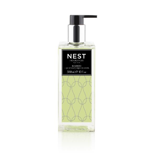 Nest Fragrances Bamboo Liquid Soap, 10 Oz./ 300 Ml