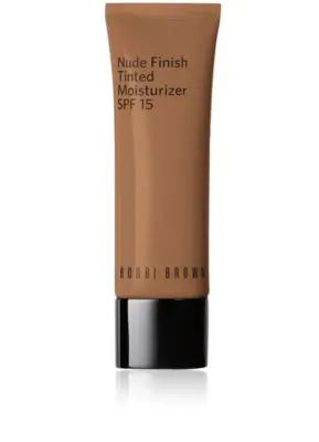 Bobbi Brown Nude Finish Tinted Moisturizer Spf 15 - Deep Tint