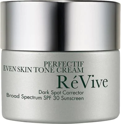 Revive Perfectif Even Skin Tone Cream Dark Spot Corrector Spf 30, 1.7 Oz.