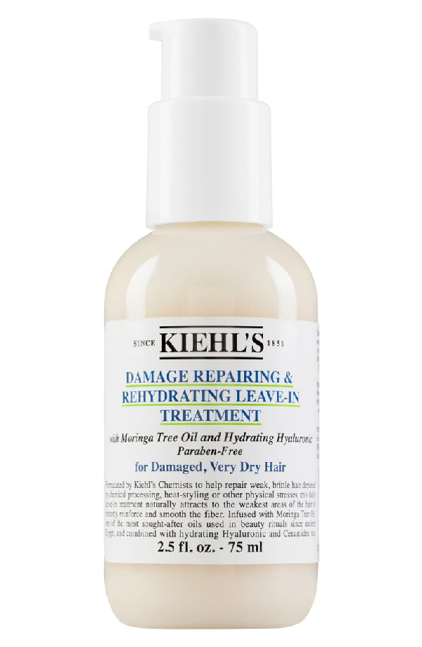 Kiehl's Since 1851 1851 Damage Repairing & Rehydrating Leave-in Treatment, 2.5 oz
