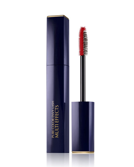 EstÉe Lauder Pure Color Envy Lash Multi Effects Mascara In 0101 Black