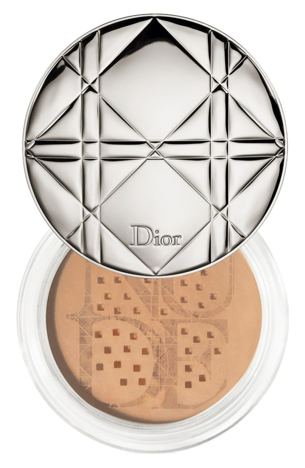 Dior Skin Nude Air Healthy Glow Invisible Loose Powder - 040 Honey Beige