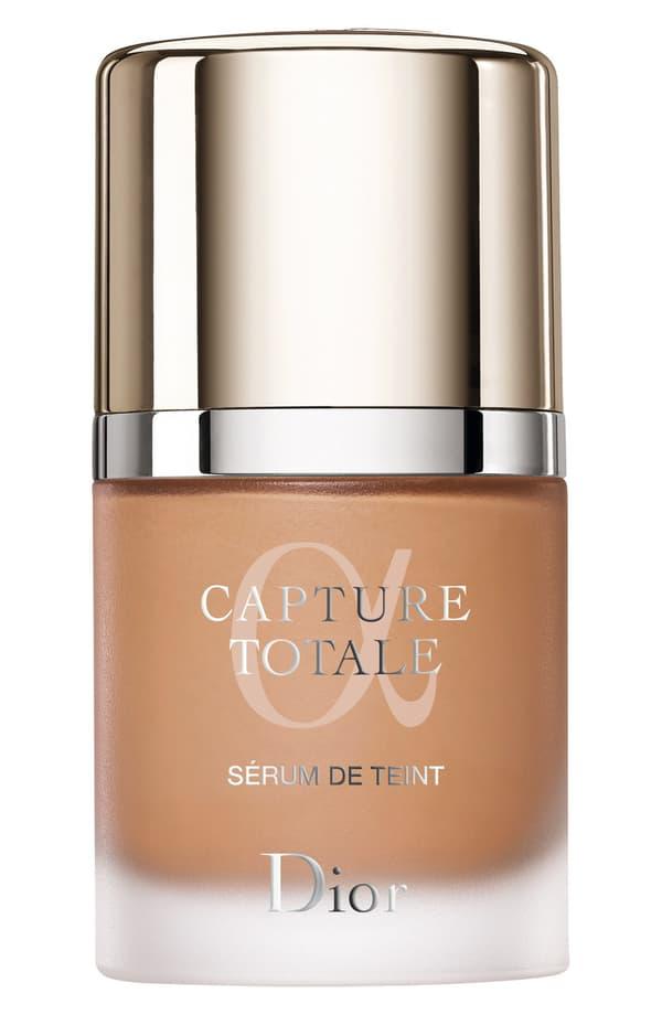 Dior Capture Totale Triple Correcting Serum Foundation In 050 Dark Beige