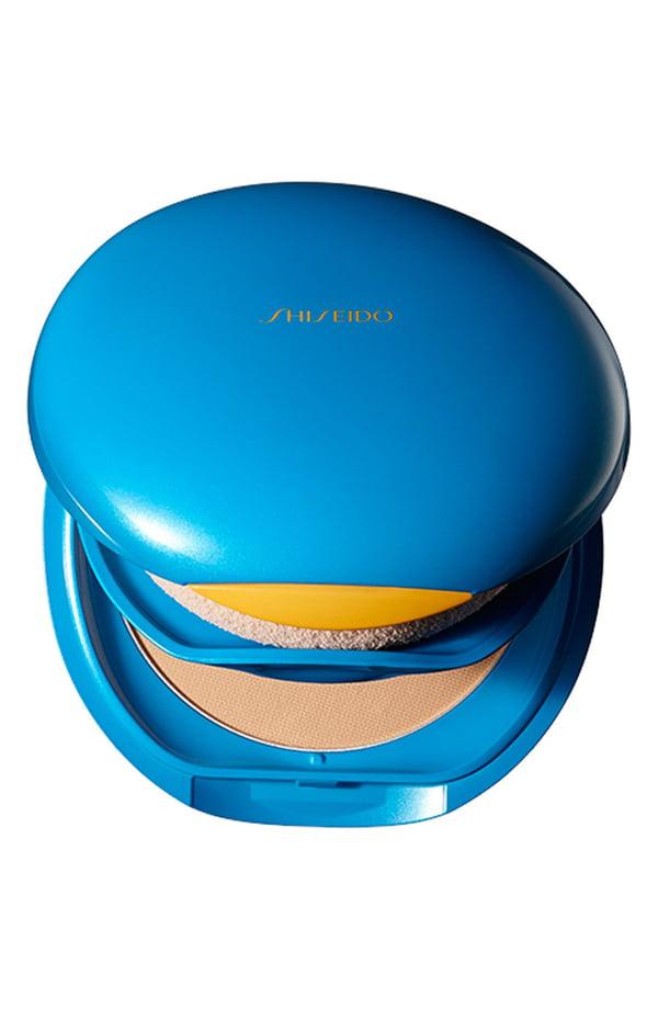 Shiseido Uv Protective Compact Foundation Spf 36 & Compact Foundation Case, Dark Ivory In Dk Ivory