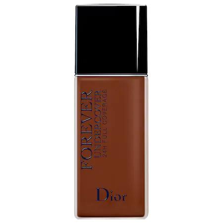 Dior Skin Forever Undercover Foundation 080 Ebony 1.3 Oz/ 40 Ml