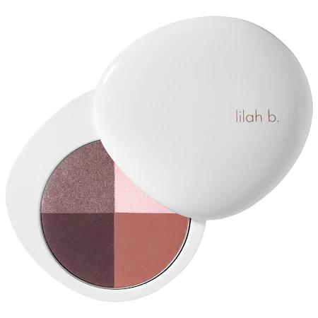 Lilah B Palette Perfection™ Eye Quad B. Alluring 0.32 oz/ 9 G In B.alluring