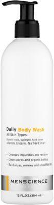 Menscience Daily Body Wash, 12 Oz./ 355 Ml