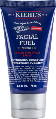 Kiehl's Since 1851 1851 Facial Fuel Energizing Moisture Treatment For Men Sunscreen Spf 15, 2.5-Oz. In No Color