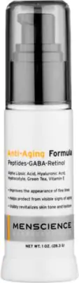 Menscience Anti-Aging Formula, 1.0 Oz./ 28.3G