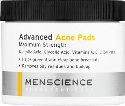 Menscience Advanced Acne Pads, 50 Pads