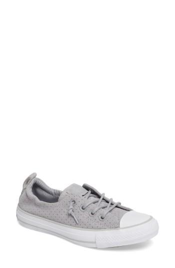 0fe036e07f2 Converse Chuck Taylor  Shoreline  Sneaker In Wolf Grey