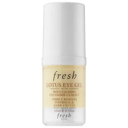 Fresh Lotus Eye Gel 0.5 oz/ 15 ml