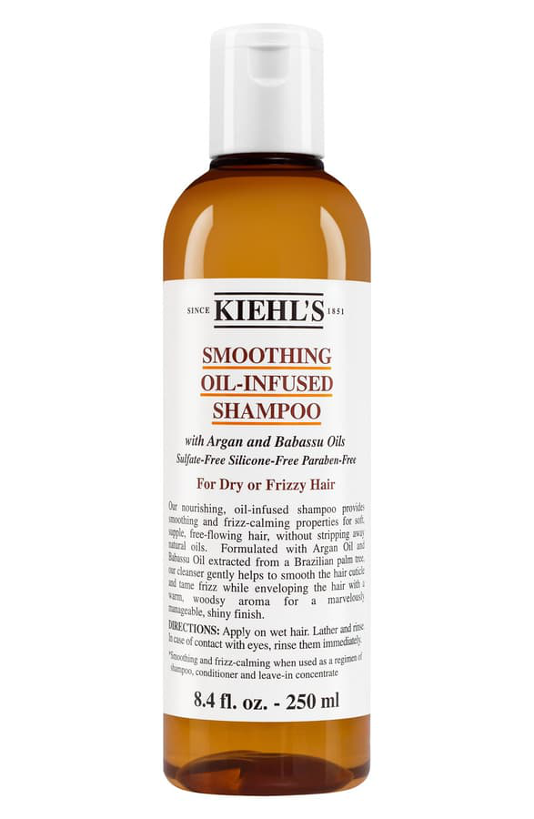 Kiehl's Since 1851 Smoothing Oil-Infused Shampoo, 8.4 Oz. In No Color